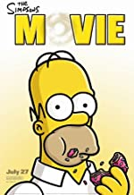Super Posters The Simpsons 13.5x20 INCH Promo Movie Poster