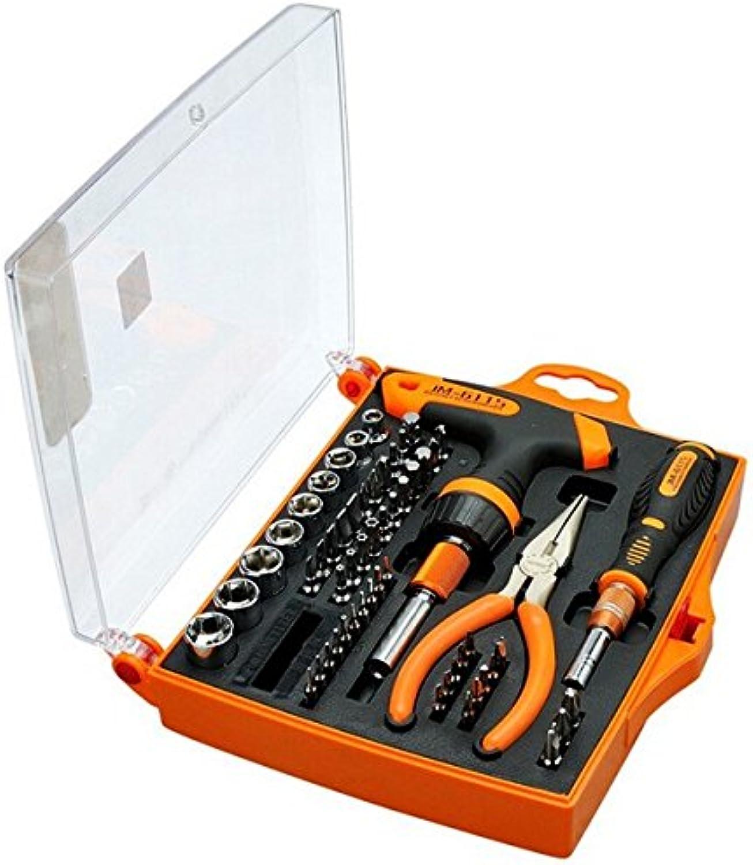 Wuchance JM-6115 60 in 1 Mehrzweck-Schraubendreher-Hardware Repairtools Abbruchset B07QDT2RNV B07QDT2RNV B07QDT2RNV | Billiger als der Preis  7df68a