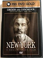 New York Order and Disorder - Episode 2 1825-1865