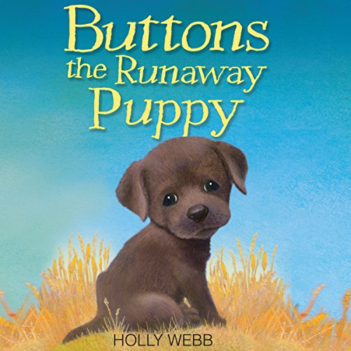 Buttons the Runaway Puppy cover art