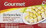 Gourmet Berberechos al Natural, Tamaño Pequeño - 58 g