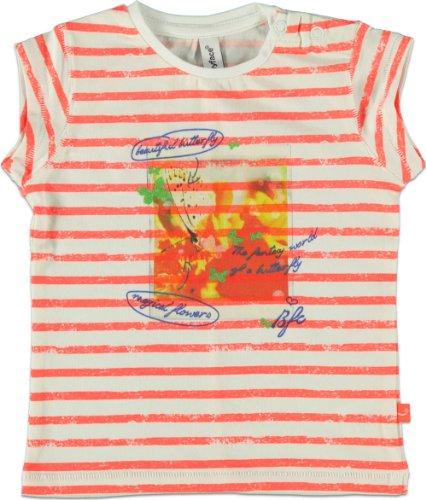 Babyface Bébé fille T-shirt stripe print, Rose, taille 80