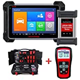 Autel (Maxisys Pro) MK908P Automotive Diagnostic Scan Tool Advanced Full System Scanner with ECU Coding and J2534 ECU Programming With TS401