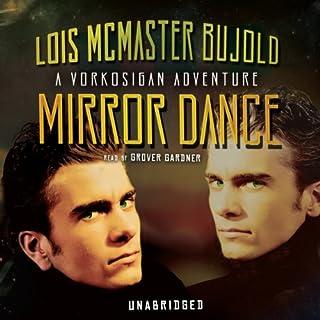 Mirror Dance audiobook cover art