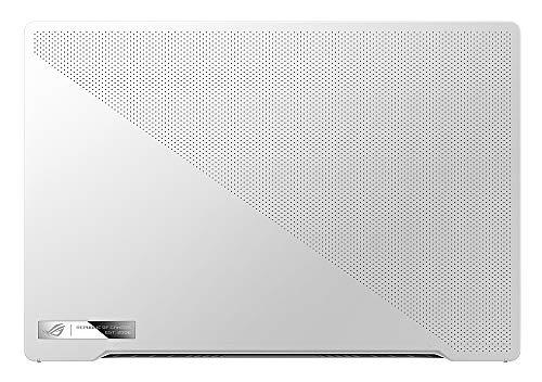 ASUS ROG Zephyrus G14 GA401II-HE155TS Moonlight White- Anime MatrixR7-4800HS/ GTX1650Ti-4GB/ 8G+8G/ 512G SSD/ 14.0 FHD-120hz/ Backlit/ WIFI6/ 76Wh/ WIN10/ / Sleeve /Office 2019
