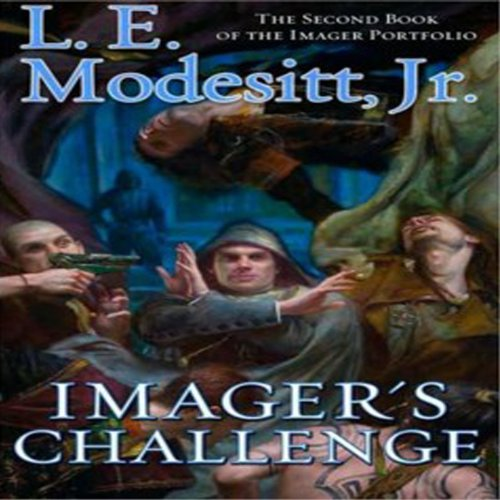 Imager's Challenge audiobook cover art