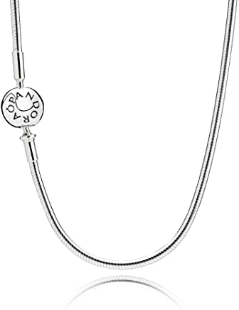 8f8455251 Pandora ESSENCE Collection Sterling Silver Necklace 596004-60 / 23.6