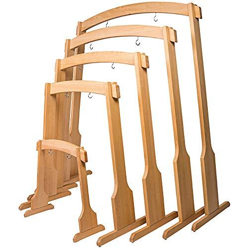Gongständer Harmonie von hess klangkonzepte, für Gongs von 80 bis 100 cm