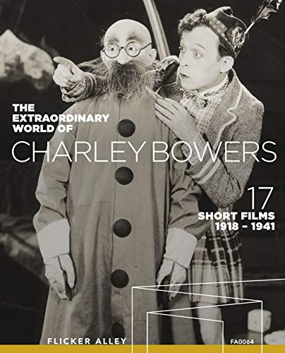 The Extraordinary World of Charley Bowers