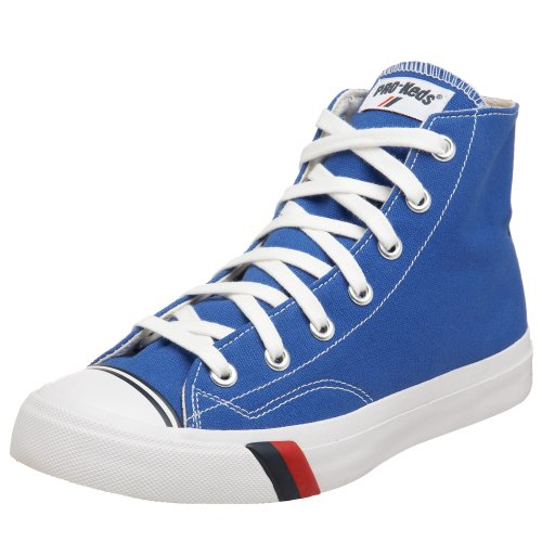 of high tops leading brands only PRO-Keds Men's Royal Hi Canvas Sneaker