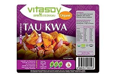 Vitasoy Organic Tau Kwa, 220g - Chilled