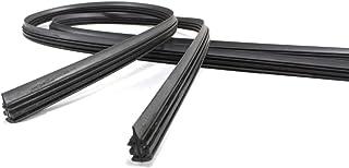 2x Stück 750mm (Set für 1 Auto) Wischergummi Gummi Ersatz kompatibel mit BOSCH AEROTWIN Scheibenwischer