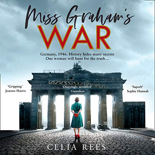 Miss Graham's War cover art
