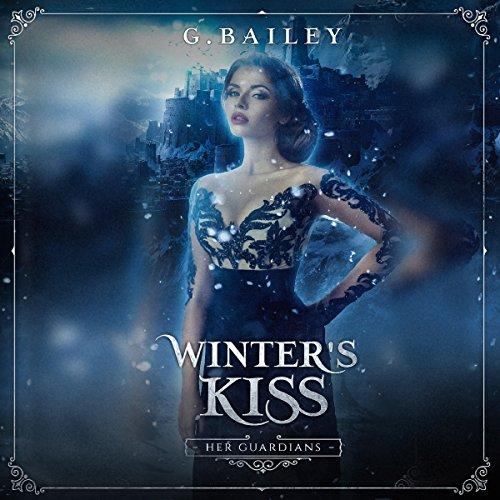 Winter's Kiss audiobook cover art