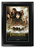 HWC Trading Lord of The Rings The Fellowship of The Ring A3