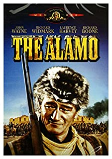 The Alamo [Region 2] (Deutsche Sprache)