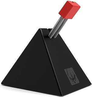 Hotline games ゲーミング マウスコード マネジメント バンジー マウスコードホルダー 太めケーブル対応 (ブラック)