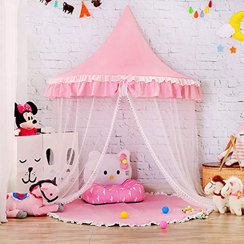 LAMPSJN Play house Animal Park Play Tent Pop Up Play House Ball Pit Tent Foldable Teepee for Children Boys Girls,Indoor Outdoor Toddlers Toy,Birthday Easy to install,Beautiful play tent