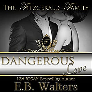 Dangerous Love audiobook cover art