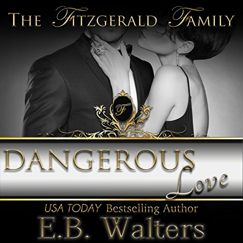 Dangerous Love audiobook cover art