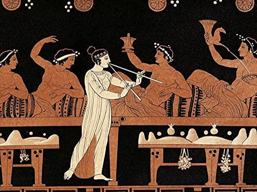 Felsen weinen: Orpheus