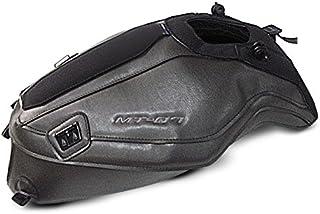 b237c315e91 Cubre depositos Bagster Yamaha MT 07 13-14 espace gris/ negro mate