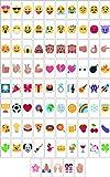 Locomocean Colorized Emoji Characters and...