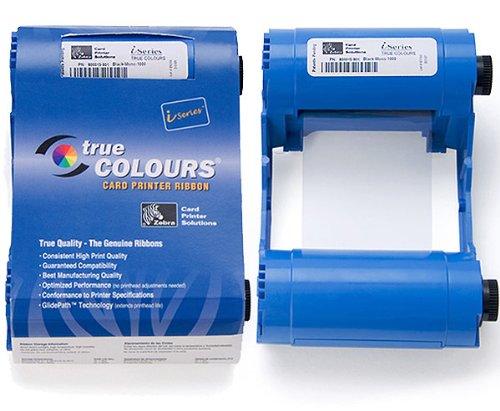 Zebra Technologies YMCKO Cinta de impresora para 200 páginas, P1XXi 200