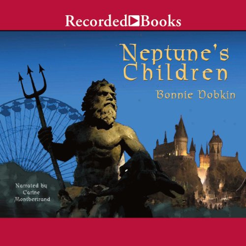 Neptune's Children audiobook cover art