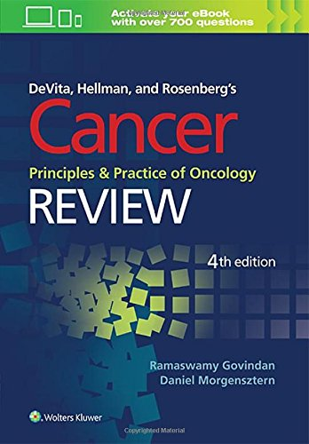 DEVITA HELLMAN AND ROSENBERGS CANCER PRINCIPLES AND PRACTICE OF ONCOLOGY REVIEW 4ED (PB 2016)