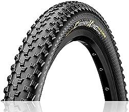 Continental Mountain Bike ProTection Tire - Black Chili, Tubeless, Folding Handmade MTB Performance Tire (26