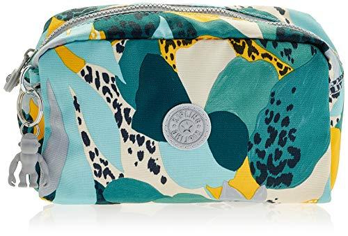 Kipling Gleam, Trousse - Femme - Multicolore (Urban Jungle) - 18.5x11x8 Centimeters (B x H x T)