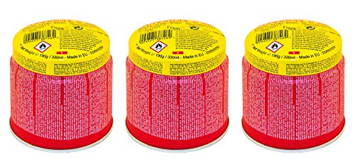 Rothenberger Industrial 1000000984 C200 Supergas Piercing-Kassettensatz, 3 Stück