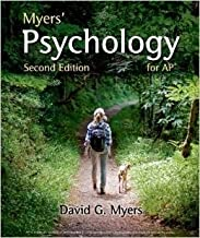 Best myers psychology for ap 2nd edition online Reviews