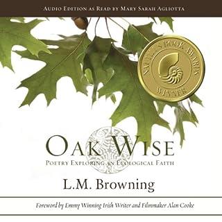 Oak Wise audiobook cover art