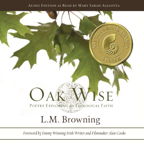 Oak Wise audiobook cover art