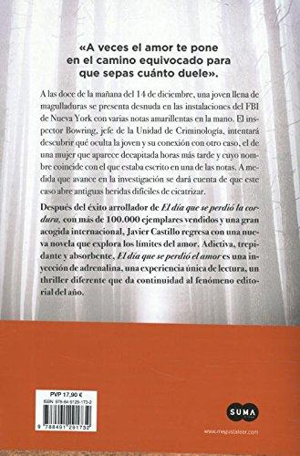 Opiniones del libro EL DÍA QUE SE PERDIÓ EL AMOR de Javier Castillo