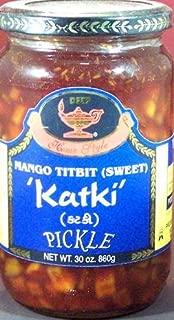 Deep Pickles - Mango Sweet Katki - 25 oz