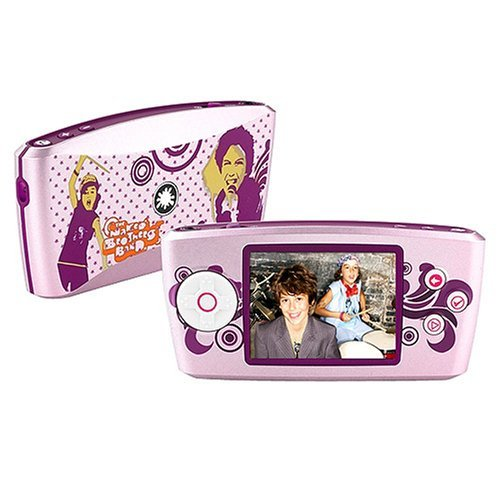 Naked Brothers Media Player 1G
