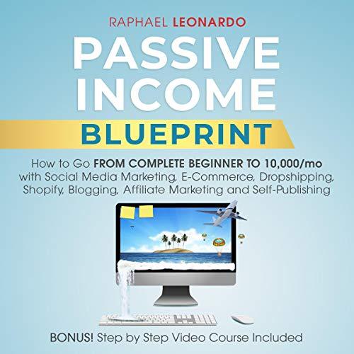 Passive Income Blueprint cover art