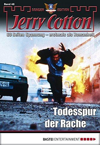 Jerry Cotton Sonder-Edition - Folge 48: Todesspur der Rache