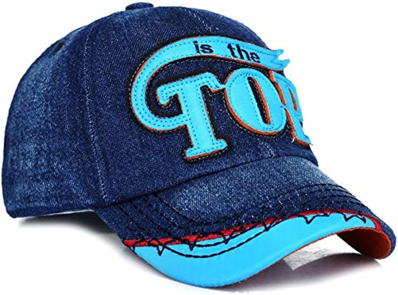 AAMOUSE Baseball Cap Fashion Baseball Cap Kids Snapback Kids Cap Bone Cotton Sun Baseball Caps Size 5255cm