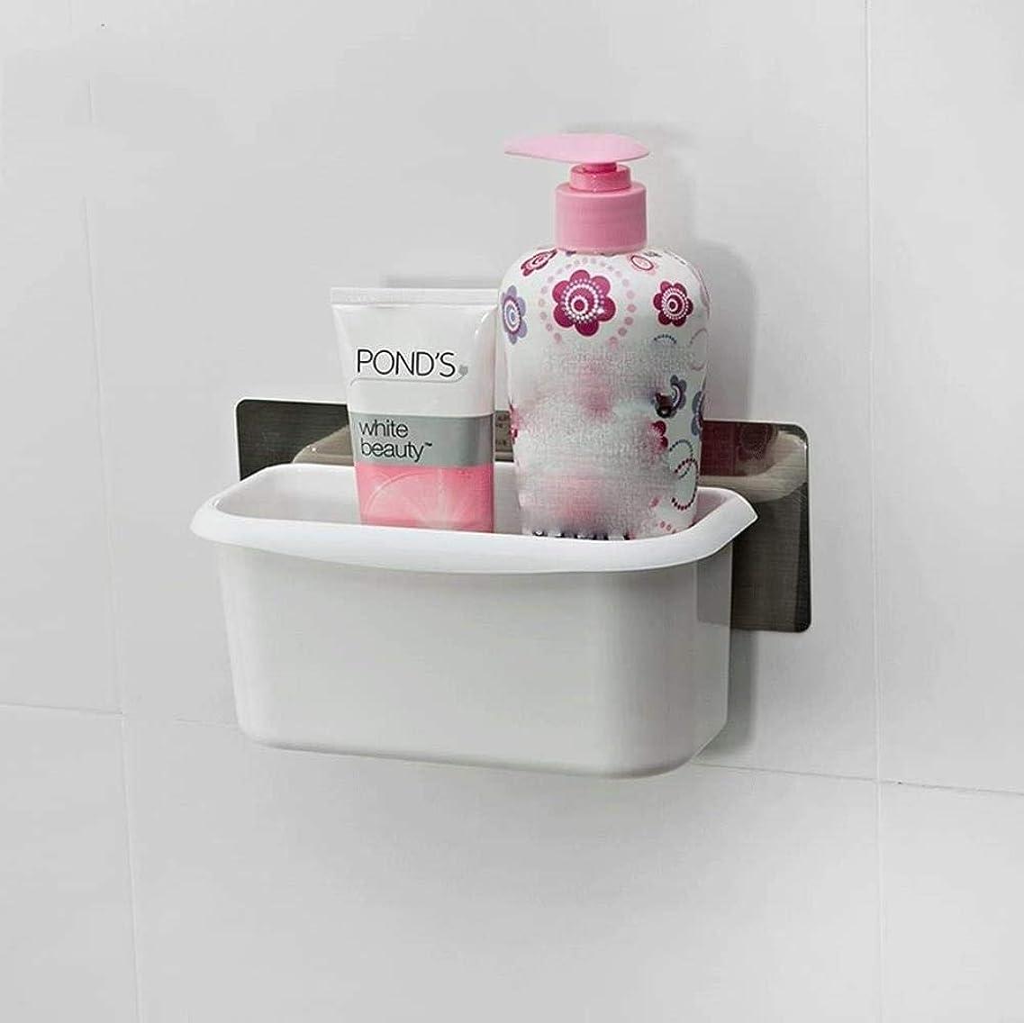 アーサー未使用常識バスルームシェルフ壁掛けサクションカップ型キッチンバスルーム兼用多機能キッチン LCSHAN