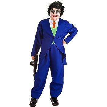 Disfraz para niños de Joker: Amazon.es: Juguetes y juegos