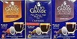 Alto Grande Super Premium Capsules for Nespresso Machines, 100 Percent Arabica Coffee From Puerto Rico (Variety Pack, 54 Count)