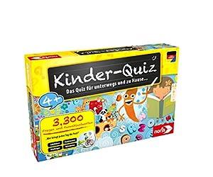 Quizspiel - Ein spannendes und kniffliges Quizspiel für alle cleveren Kinder, die gerne zeigen, was sie können undd Neugierig auf alle Antworten sind Thema - Das Quiz mit insgesamt 3.300 Fragen und Auswahlantorten aus dem Erfahrungs- und Erlebnisbere...