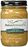 NaturAlmond Almond Butter, Salt Free, 12 oz