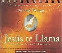 DaySpring Sarah Young 's Spanish Jesus Calling–Jesus Te Llama DayBrightener Perpetualフリップカレンダー、366日