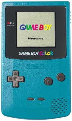 Game Boy Color Bleu Requin