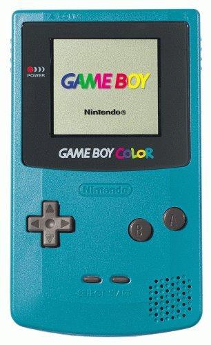 GameBoy Color - Konsole #türkis